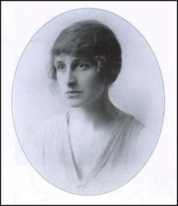 Vera Brittain en 1920